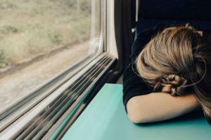 femmes fatiguées