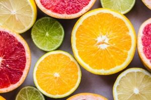 les agrumes sources de vitamine C