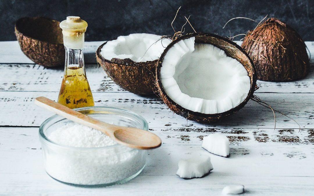 produits transformés à base de noix de coco
